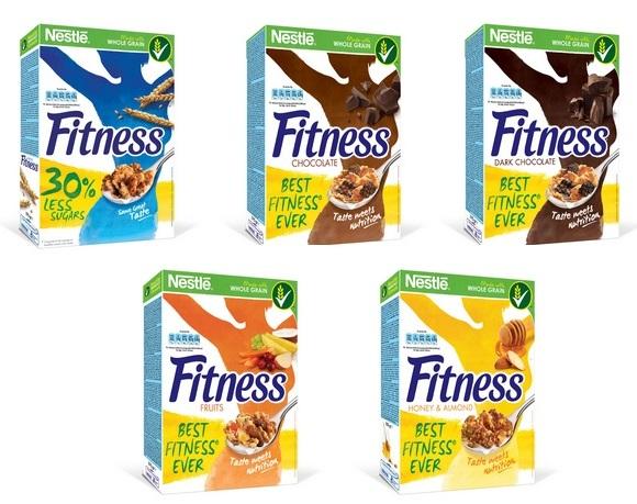 fitness žitarice