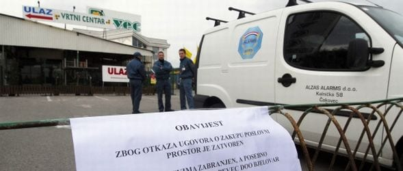 Zatvoren Pevec u Varazdinu 271109
