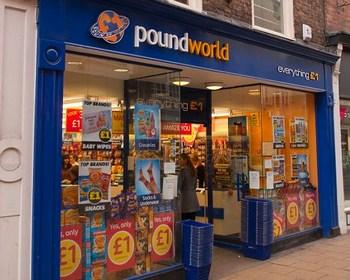 poundworld-trgovina