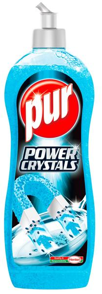 PUR Power Crystals 750g/650ml BL