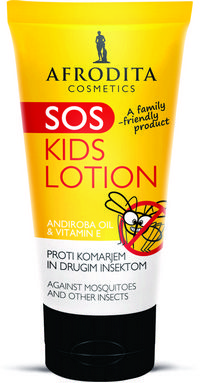 sos kids lotion TISK
