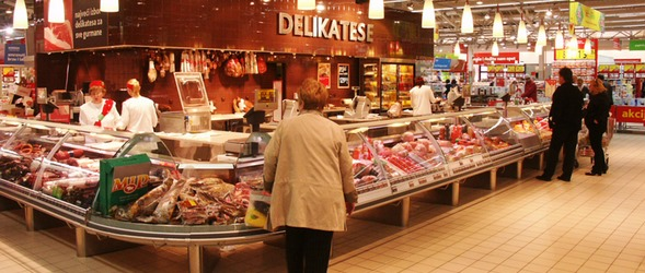 trgovina maloprodaja delikatese konzum ftd