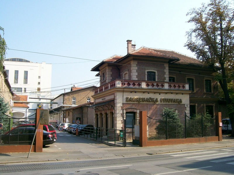 zagrebacka - pivovara - ilica